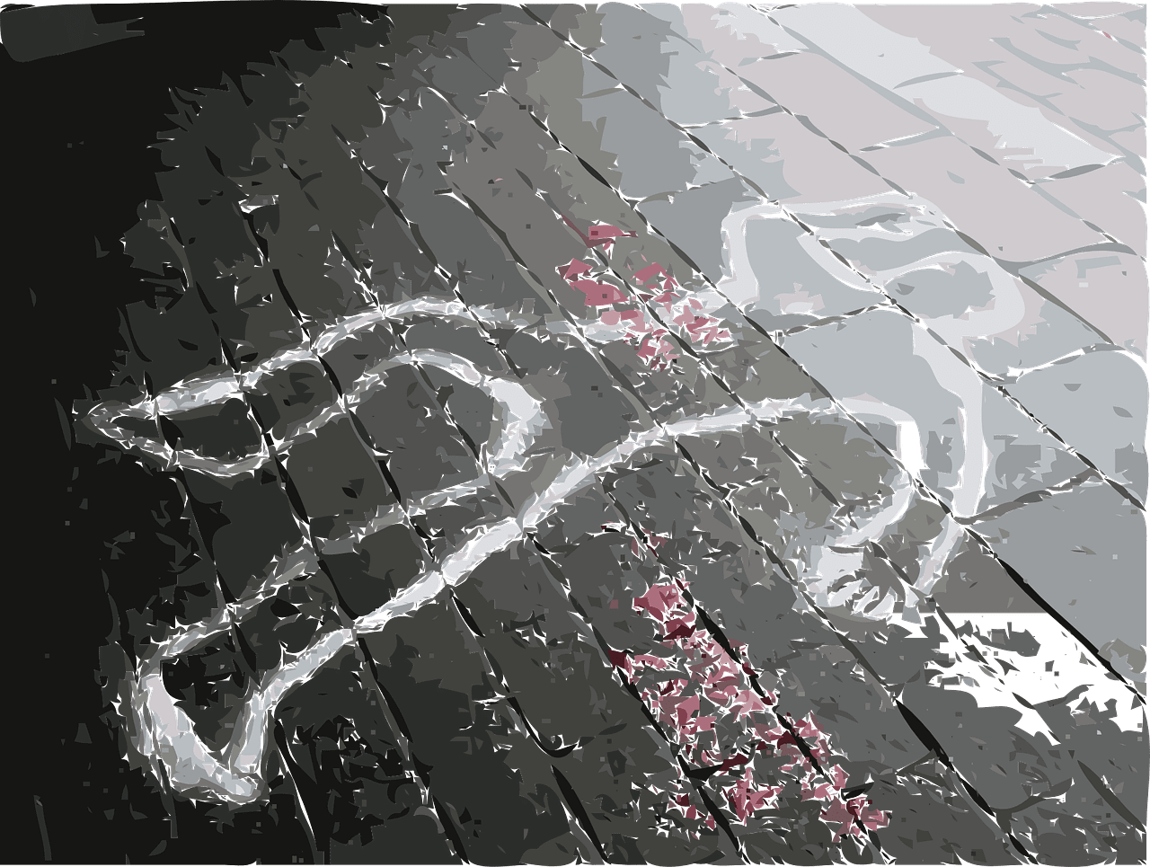 More murders occurred!   Photo: Pixabay/Clker-Free-Vector-Images