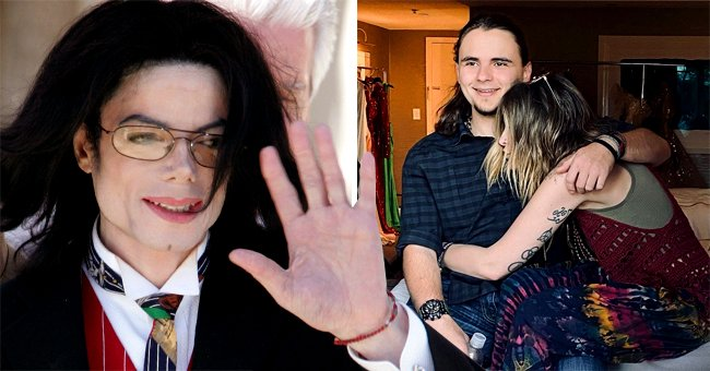 Michael Jackson's Son Prince Praises His Sister Paris in a Sweet Tribute on Her 23rd Birthday