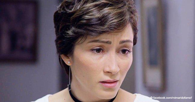 """En """"Mi marido tiene más familia"""" Daniela recibe mensajes anónimos sobre la muerte de Gabriel"""