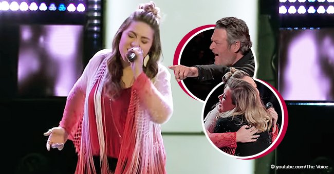 'That's Country!' Blake Shelton Yells after Girl Nails Loretta Lynn's Song on 'The Voice'
