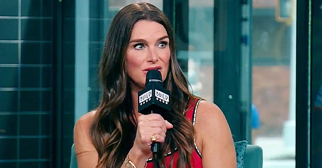 'Suddenly Susan' Star Brooke Shields Says Her Teen Daughters Take Her Hot Swimsuit Pictures