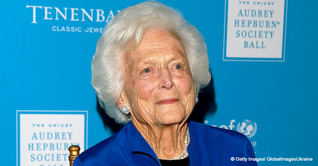 Here's How the Death of Her 3-Year-Old Daughter Affected Barbara Bush's View on Abortions