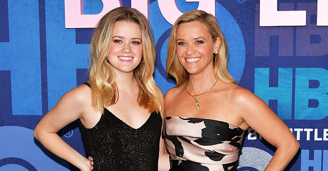 Reese Witherspoon Steps out with Her Lookalike Daughter Ava