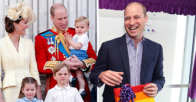 Prince William Says He Would Be 'Absolutely Fine' with His Children Being Gay