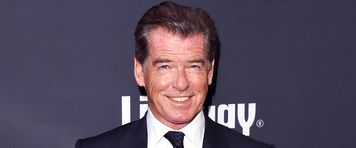 Pierce Brosnan, A Man of Many Talents: From Fire-Eating to Becoming James Bond