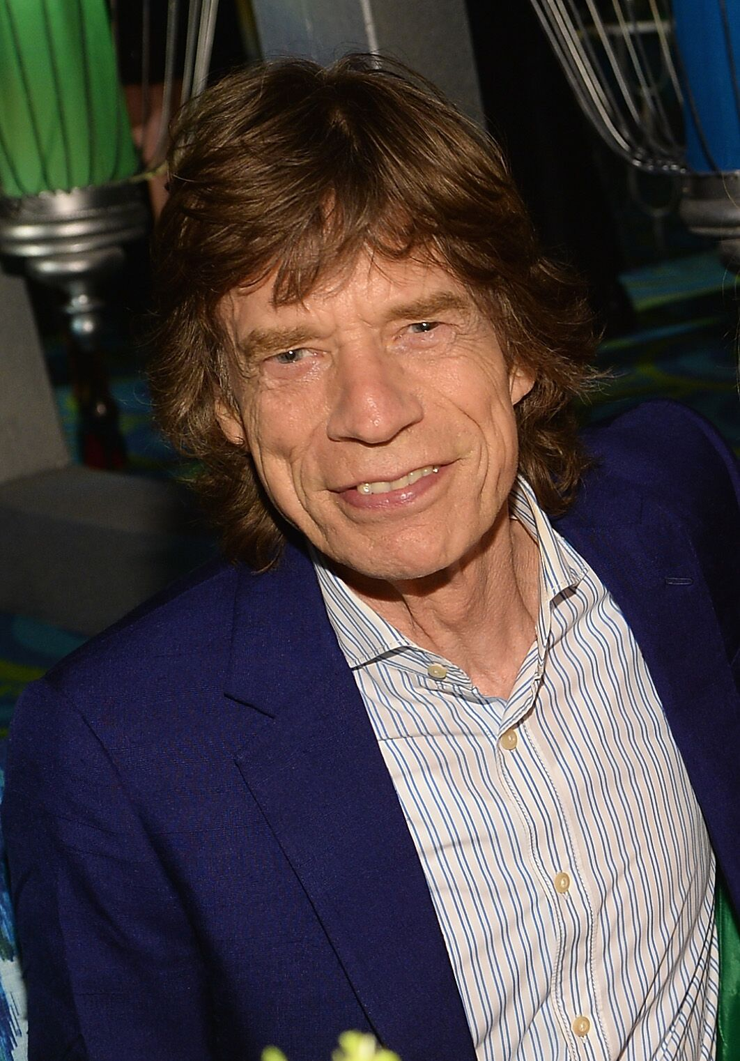 Mick Jagger attends HBO's Annual Primetime Emmy Awards Post Award Reception at The Plaza at the Pacific Design Center on September 22, 2013 in Los Angeles, California | Photo: Getty Images