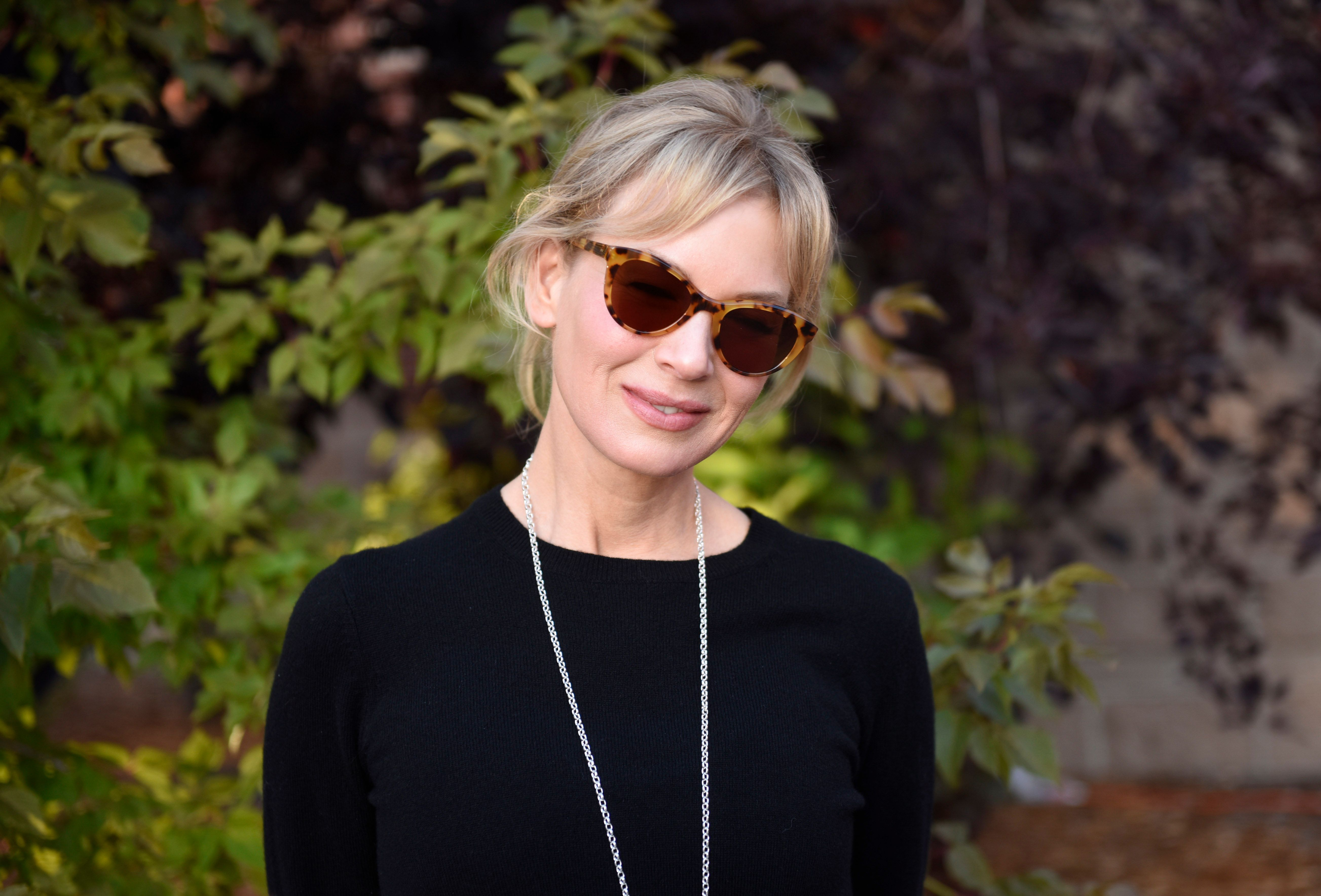 Renee Zellweger at the Telluride Film Festival 2019 on August 30, 2019 | Photo: Getty Images