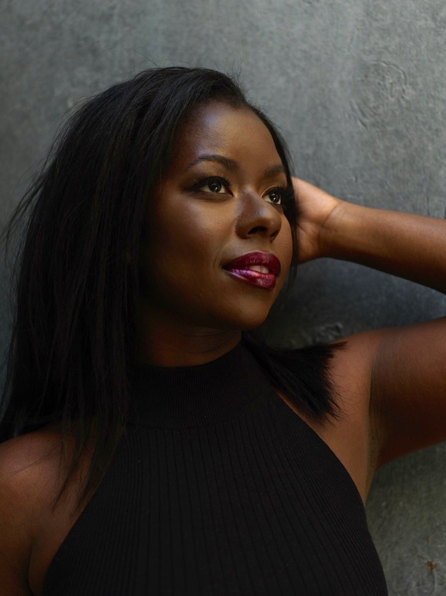 Exclusive picture of Camille Winbush   Photo: Courtesy of Camille Winbush (taken by Sylvain Lewis)