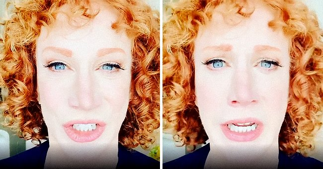 Comedian Kathy Griffin, 60, Emotionally Fires Back at Trolls Mocking Her Curly Hair
