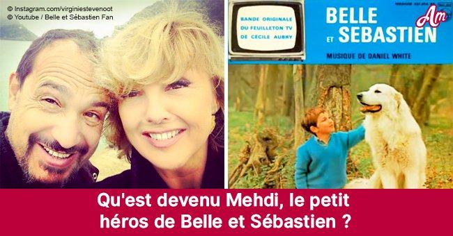 Belle et Sébastien: que s'est-il passé avec Mehdi, le garçon qui a joué Sébastien dans un film emblématique
