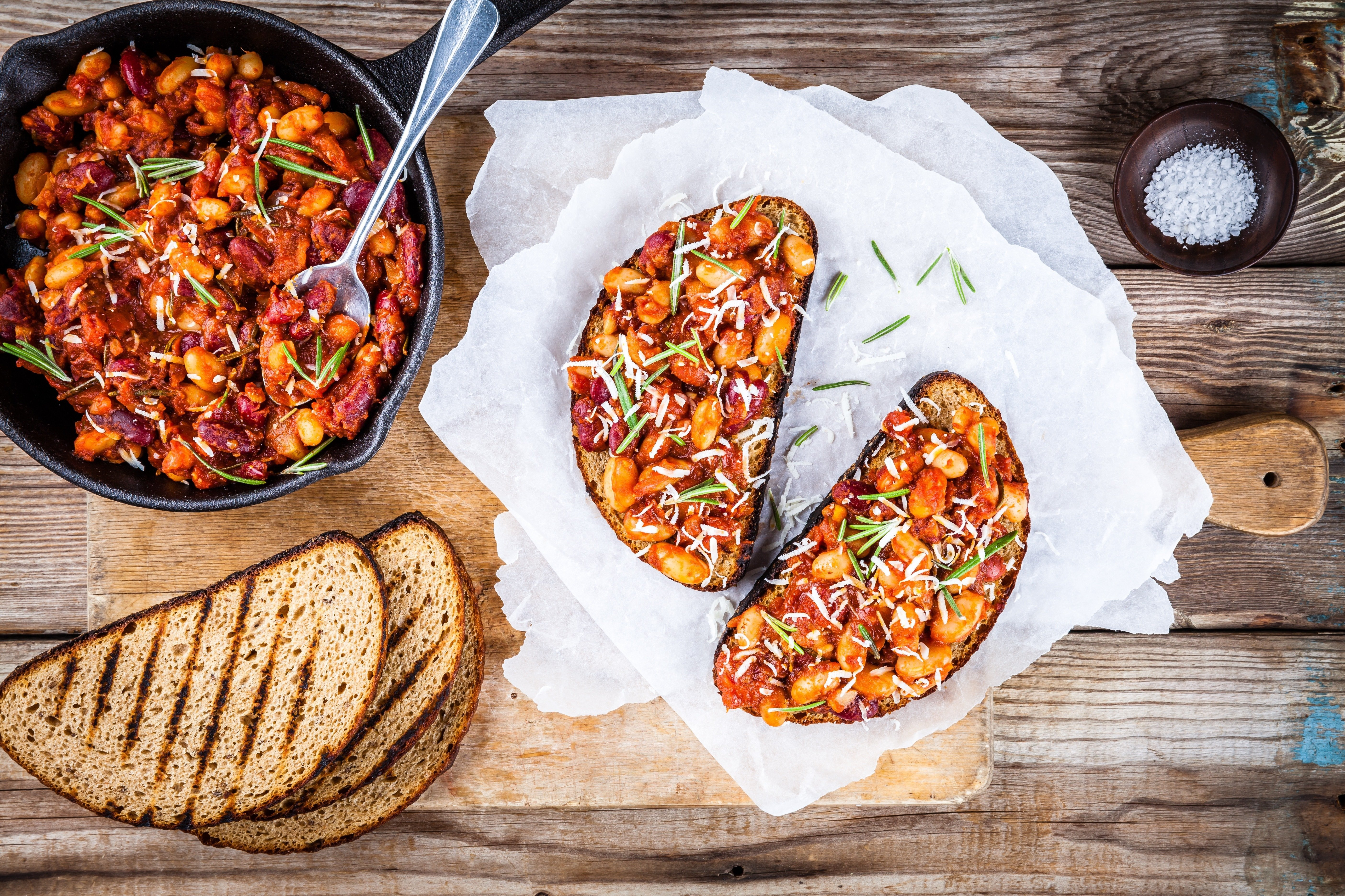 Photo of a well prepared delicious meal | Image: Shutterstock