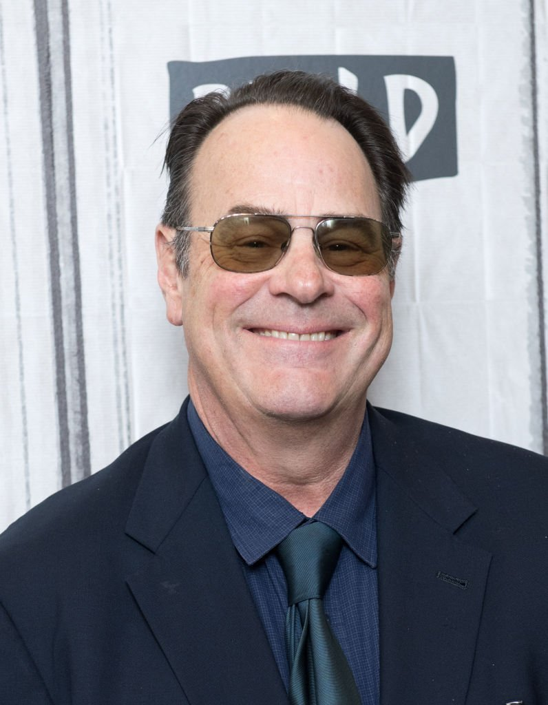 Dan Aykroyd during a promotional engagement in New York in December 2017. | Photo: Getty Images