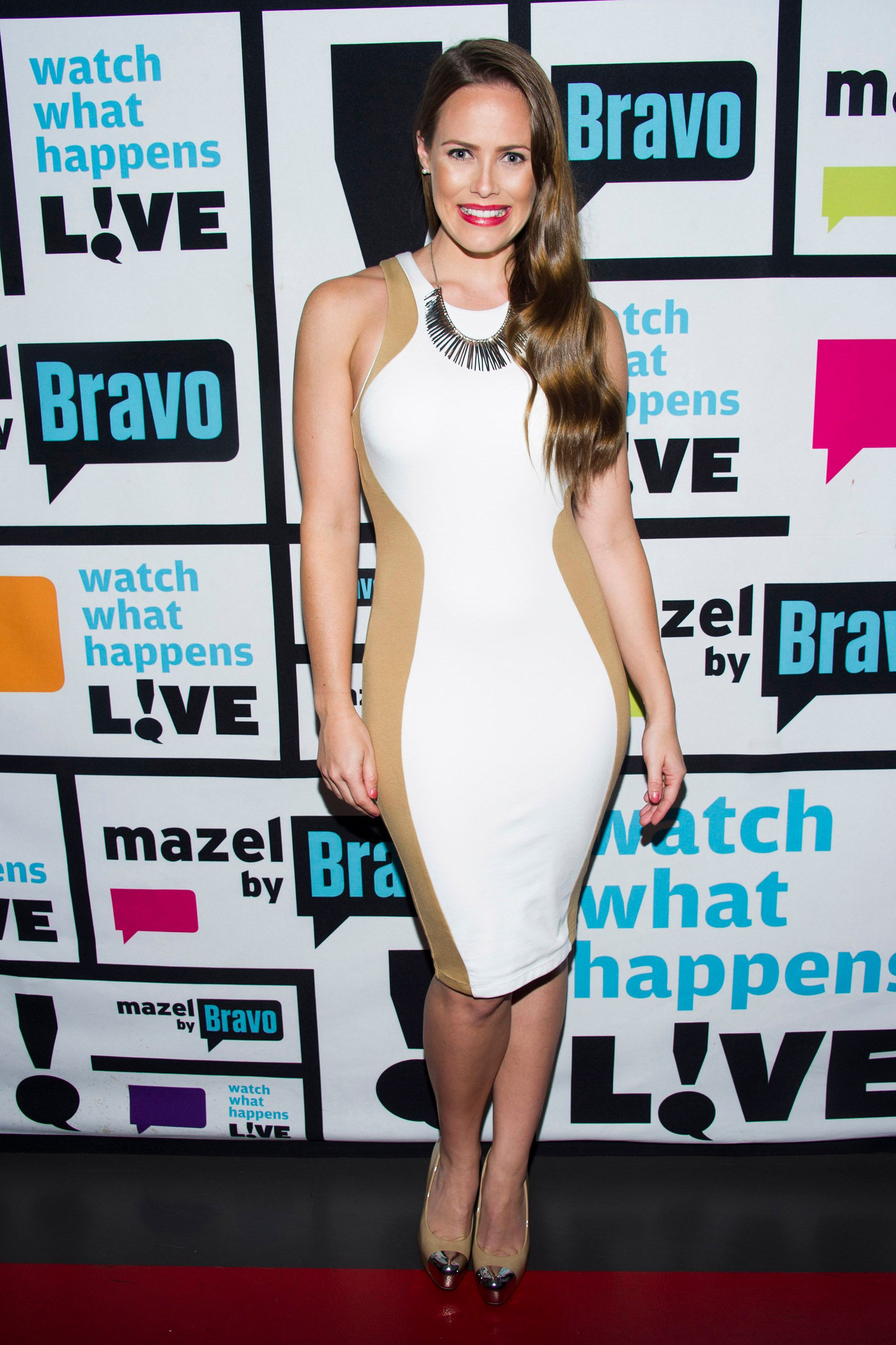 """Kara Keough on """"Watch What Happens Live,"""" season 10. 