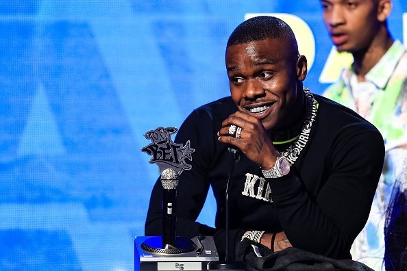 DaBaby at the BET Hip Hop Awards on October 5, 2019 | Photo: Getty Images