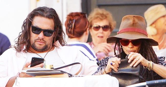 Lisa Bonet, Jason Momoa & Kids Go on Italy Vacation after Zoë Kravitz's Paris Wedding