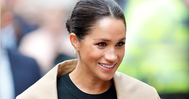 See Meghan Markle's First Public Appearance since News Came Out about Her Miscarriage