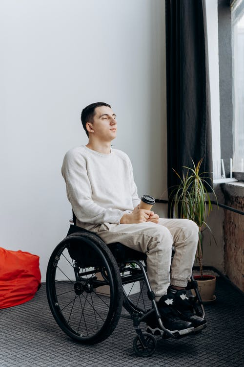 Doctors told them Tyler would be in a wheelchair for the rest of his life   Source:Pexels