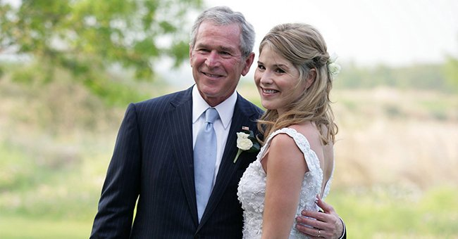 Jenna Bush Hager Recalls Sweet Moment with Dad George W. Bush on Her Wedding Day