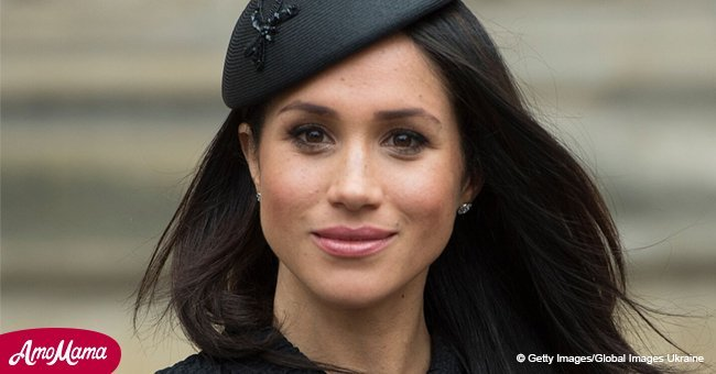 Meghan Markle's fans believe she adopted a British accent after just a few months