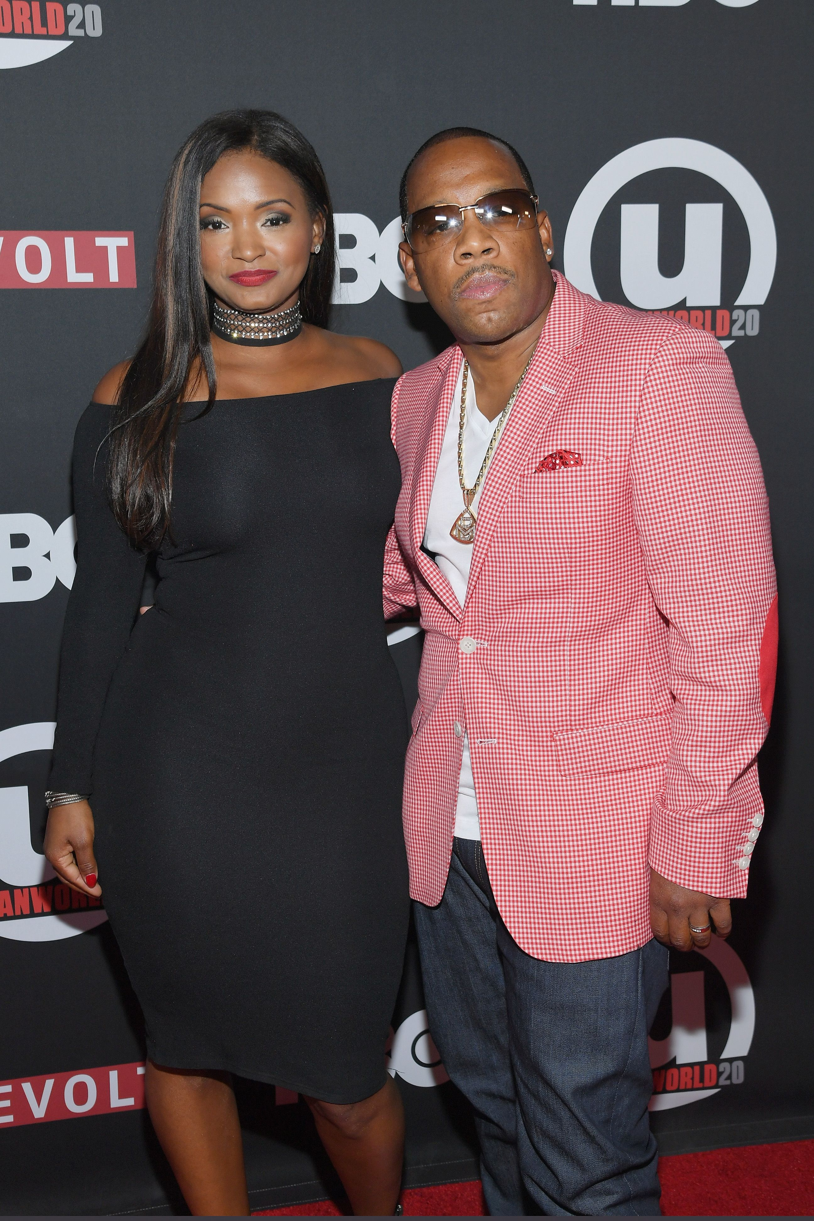 Teasha Bivins and Michael Bivins at the 20th Annual Urbanworld Film Festival in 2016. | Source: Getty Images