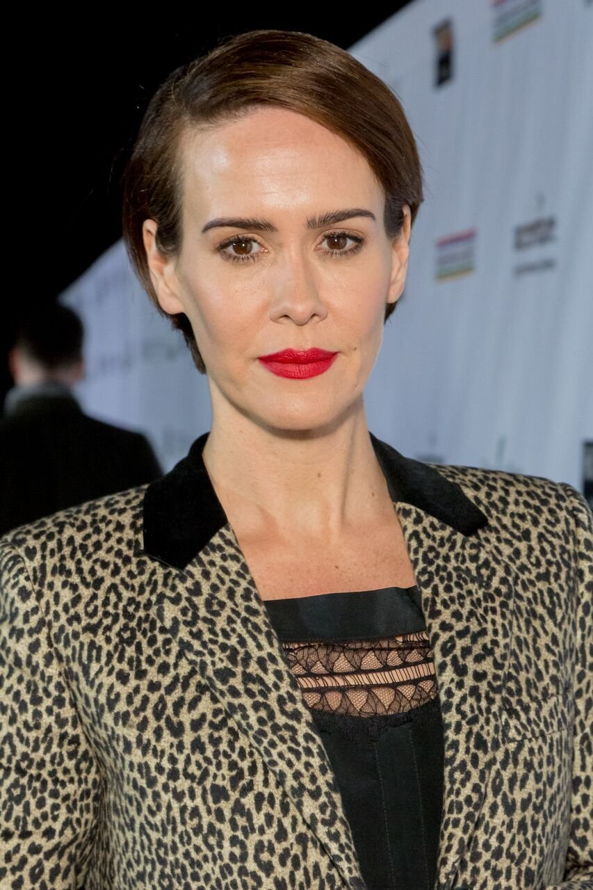 Sarah Paulson attends the 12th Annual Oscar Wilde Awards. | Source: Getty Images