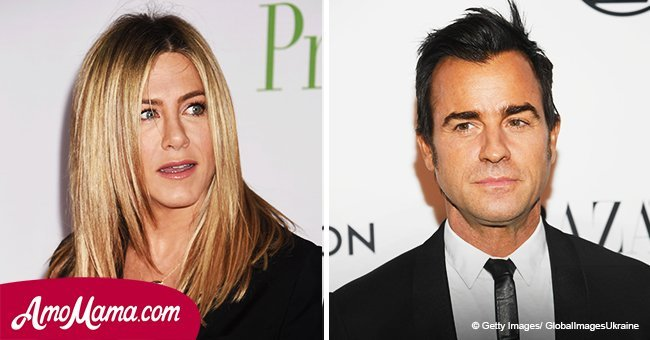 Jennifer Aniston reportedly divorces Theroux for his alleged affair with famous actress