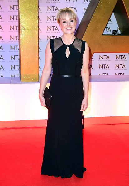 Sally Dynevor, National Television Awards 2020, London | Quelle: Getty Images