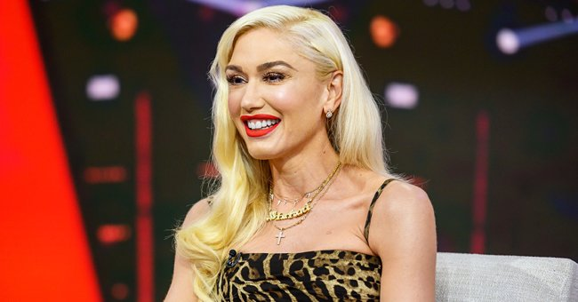 Gwen Stefani Rocks Personalized Necklaces as She Pays Touching Tribute to Fiancé Blake Shelton