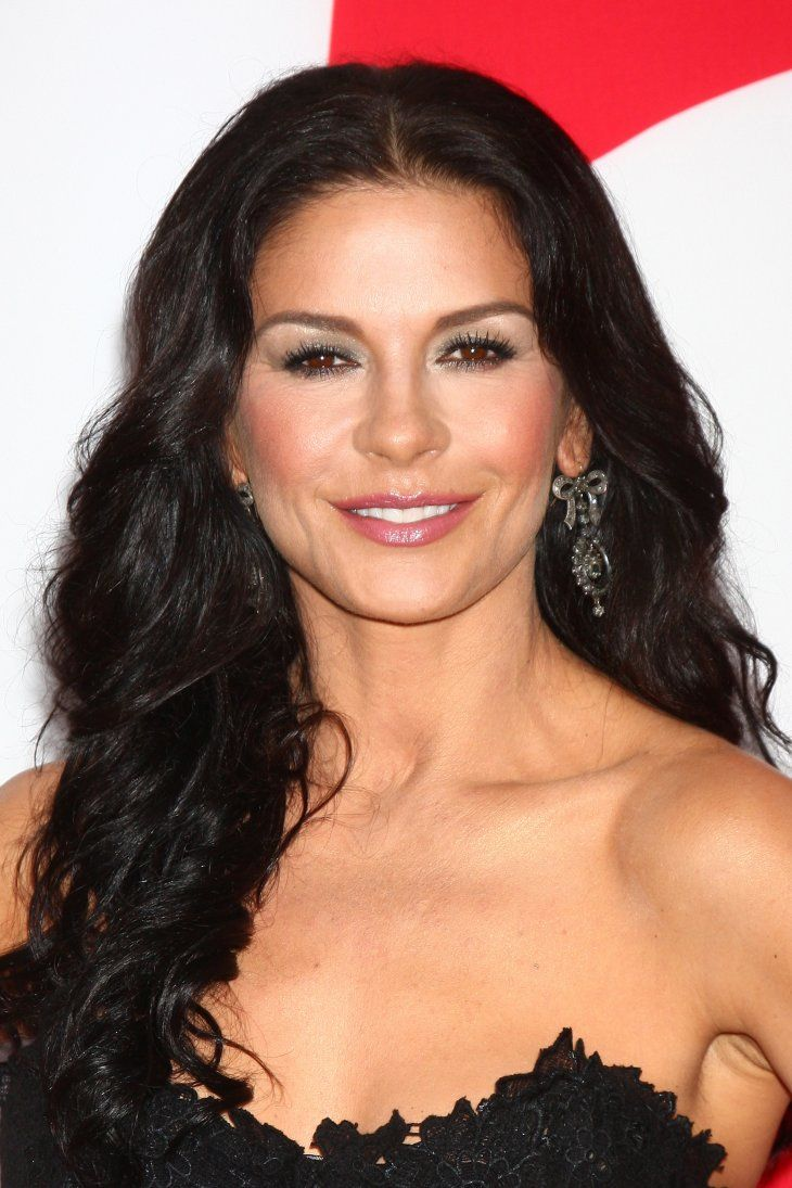"""Catherine Zeta-Jones at the premier for """"Red 2"""" in Westwood, CA on July 11, 2013 