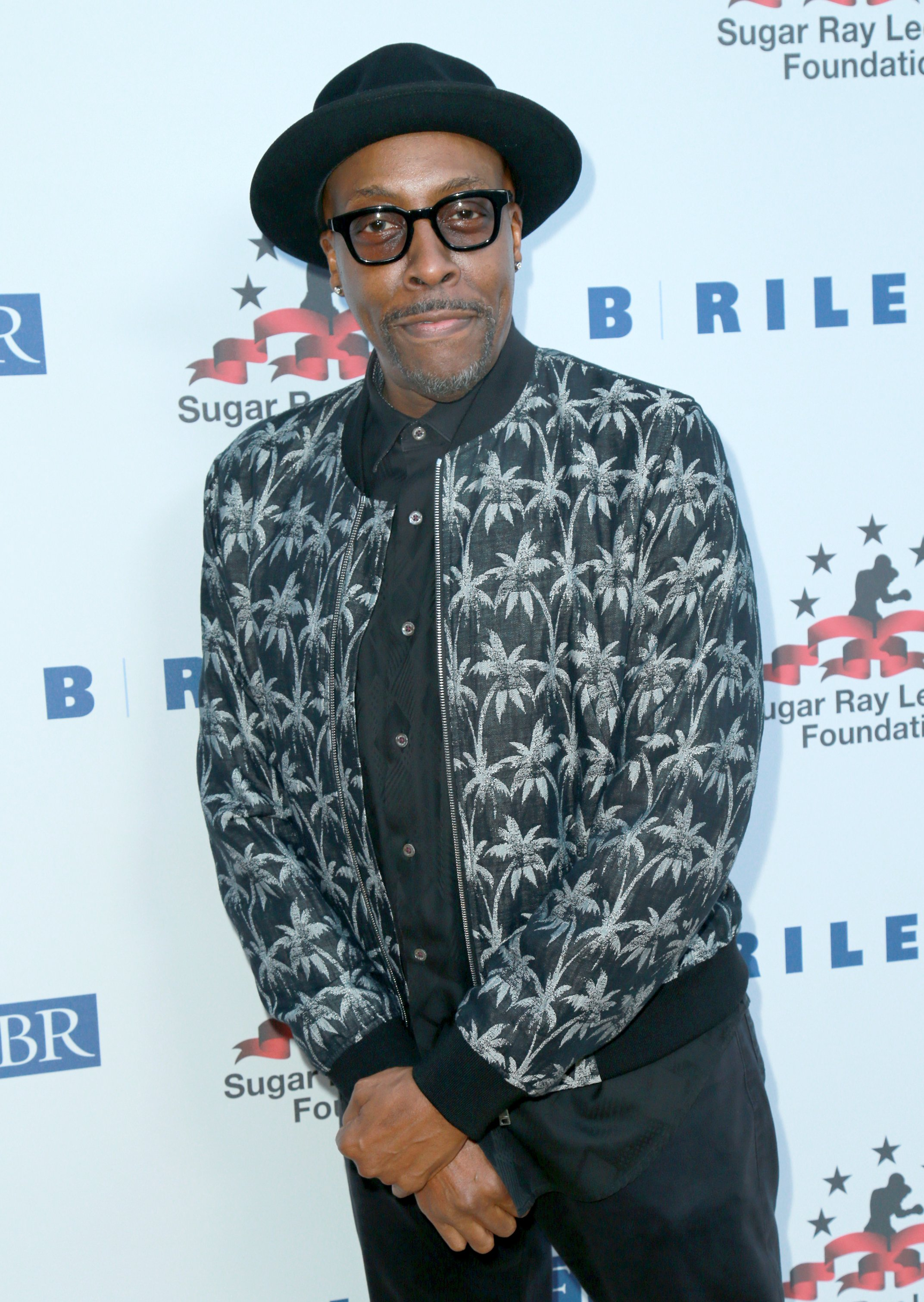 """Arsenio Hall at the Sugar Ray Leonard Foundation 9th Annual """"Big Fighters, Big Cause"""" Charity event on May 23, 2018 in Santa Monica, California. 