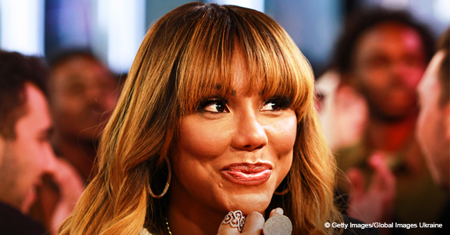 Tamar Braxton Flaunts What's under 'All Those Church Clothes' in Revealing Pic