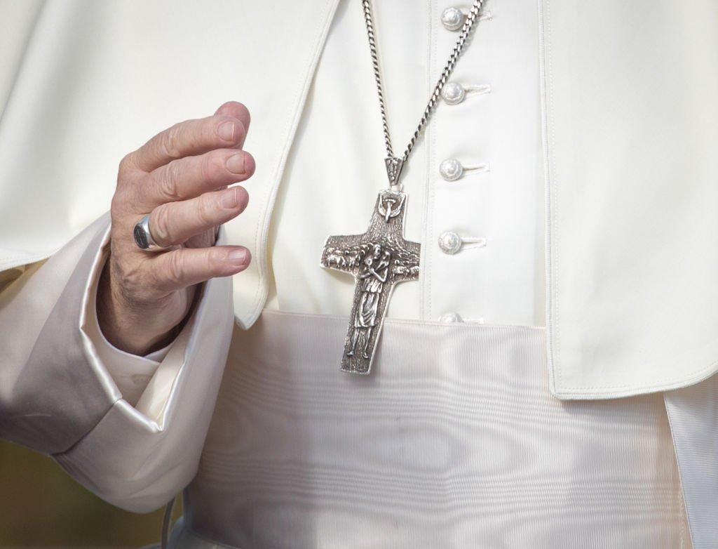 Francisco aprobó un cambio al Catecismo de la Iglesia Católica.| Fuente: Getty Images