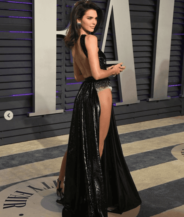 Kendall Jenner attending the Academy Awards After Party | Instagram: Kendall Jenner