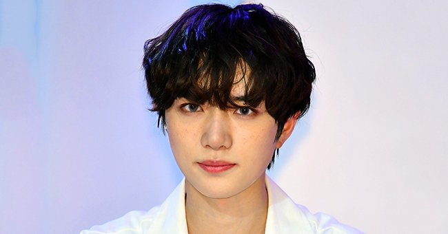 Beomgyu of TXT during TXT's New Album 'Minisode 1 : Blue Hour' Media Showcase, October 2020 | Source: Getty Images