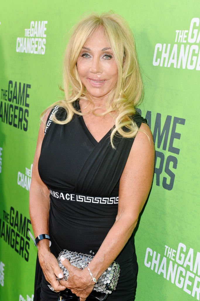 Cindy Landon kommt zur LA-Premiere von 'The Game Changers' bei ArcLight Hollywood am 4. September 2019 in Hollywood, Kalifornien. (Foto von Jerod Harris) I Quelle: Getty Images