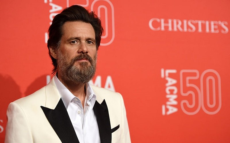 Jim Carrey on April 18, 2015 in Los Angeles, California   Photo: Getty Images