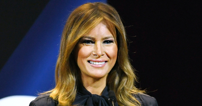 Melania Trump Attends Gala Honoring This Year's Lincoln Medal Recipients at Ford's Theater