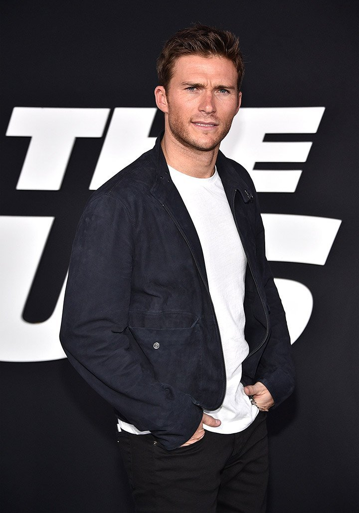 Scott Eastwood. I Image: Getty Images.