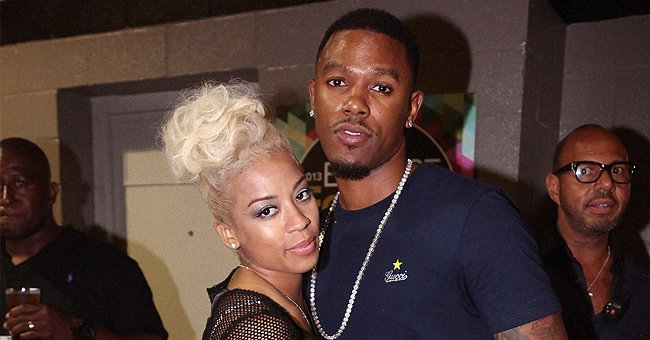 Keyshia Cole & Daniel Gibson's Son Looks Elated as He Poses with His Mom in Sweet Family Photo