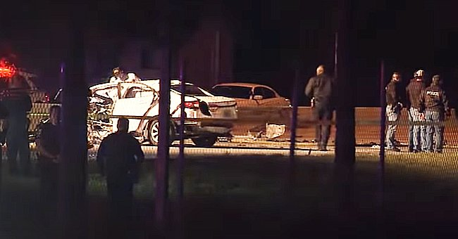 Florida Police Officer, 45, Dies in Car Crash Trying to Protect Others from a Wrong-Way Driver, 2021. | Photo: youtube.com/FOX 13 Tampa Bay
