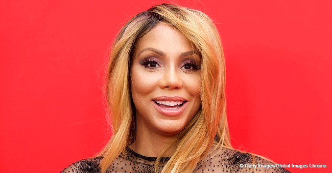 Tamar Braxton and Her Nigerian Boyfriend Kiss and Make up after Singer Announced Split
