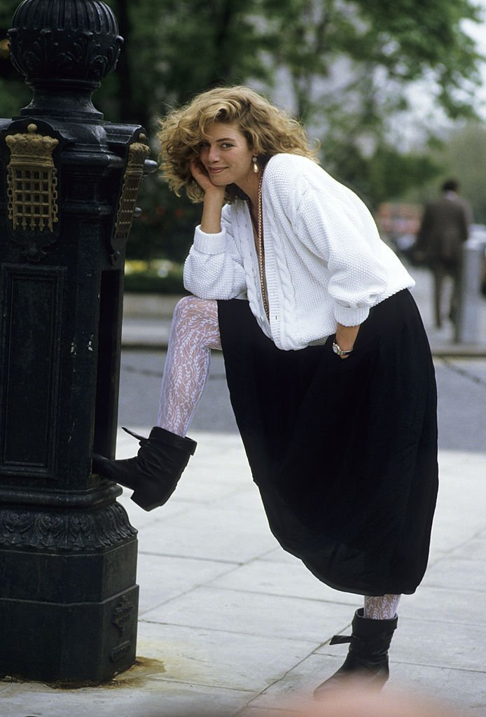 Kelly McGillis le 15 mai 1985. l Source : Getty Images