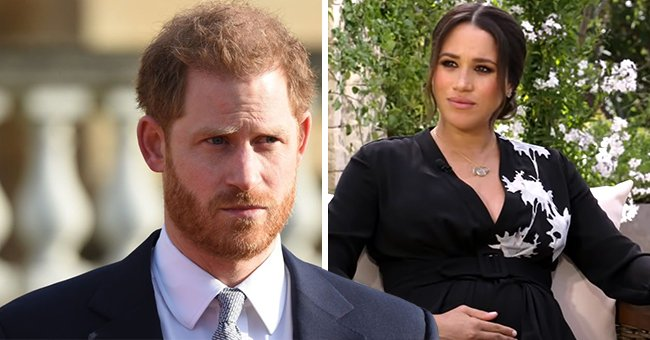 Us Weekly: Prince Harry Is Worried About His Pregnant Wife Meghan Markle as He Returns to the UK