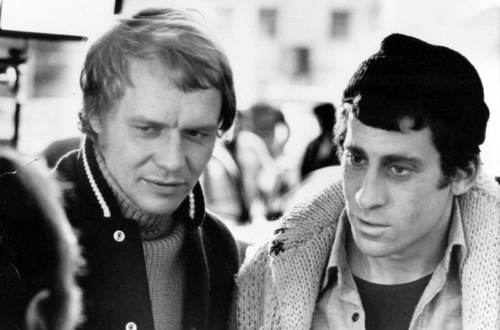 David Soul and Paul Michael Glazer from the television program Starsky and Hutch, 1975 | Photo: Wikimedia Commons Images