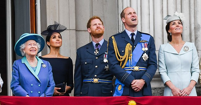 Us Weekly: Prince Harry's Relatives Will All Present a United Front at Prince Philip's Funeral