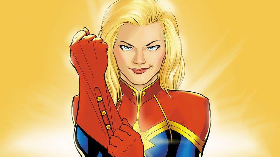 Image credits: Marvel Comics/ Captain Marvel (YouTube/Marvel Entertainment)
