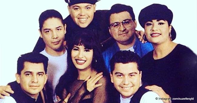 Suzette Quintanilla comparte foto nostálgica de su hermana Selena en el aniversario de su muerte