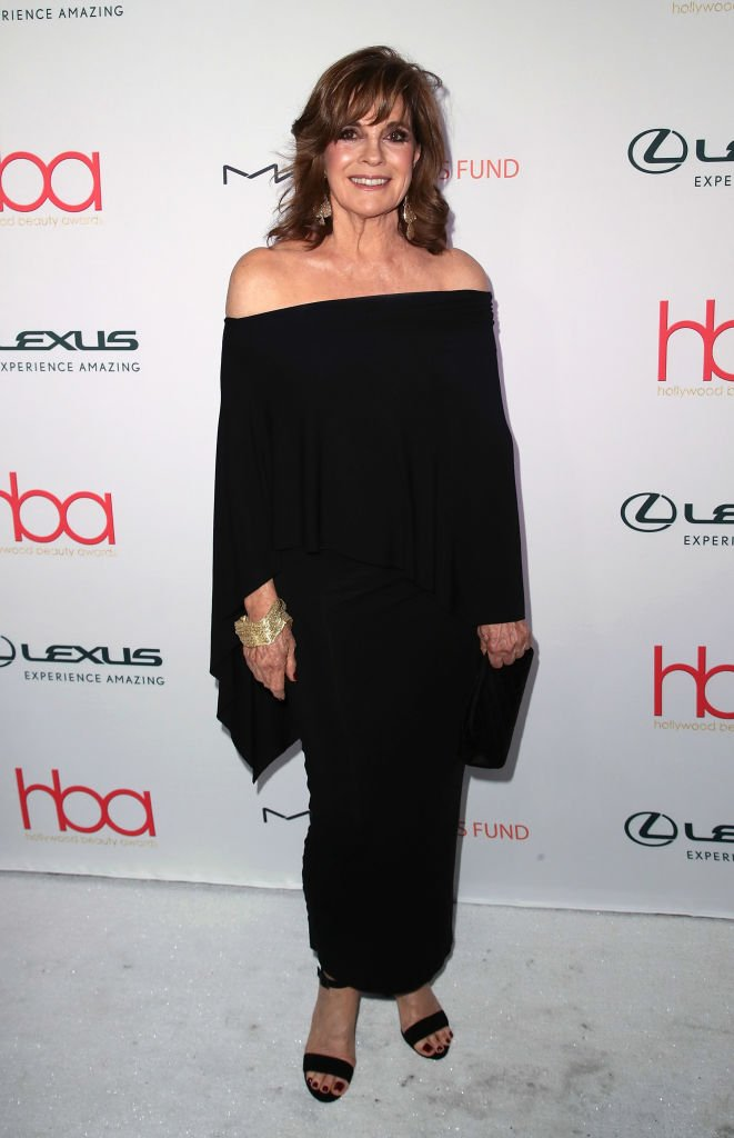 Linda Gray à Hollywood Beauty Awards le 19 février 2017 | Photo: Getty Images