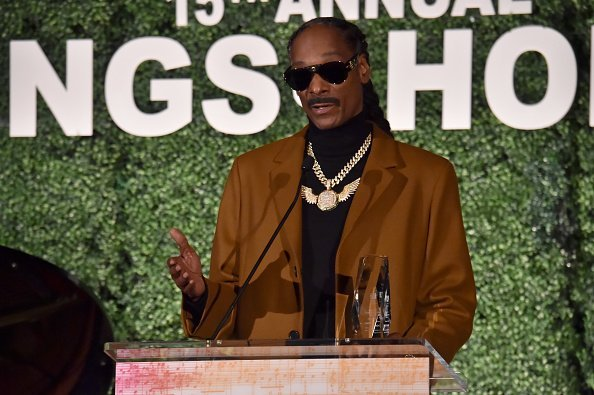 Snoop Dogg during City of Hope: 15th Annual Songs of Hope on September 19, 2019 | Photo: Getty Images