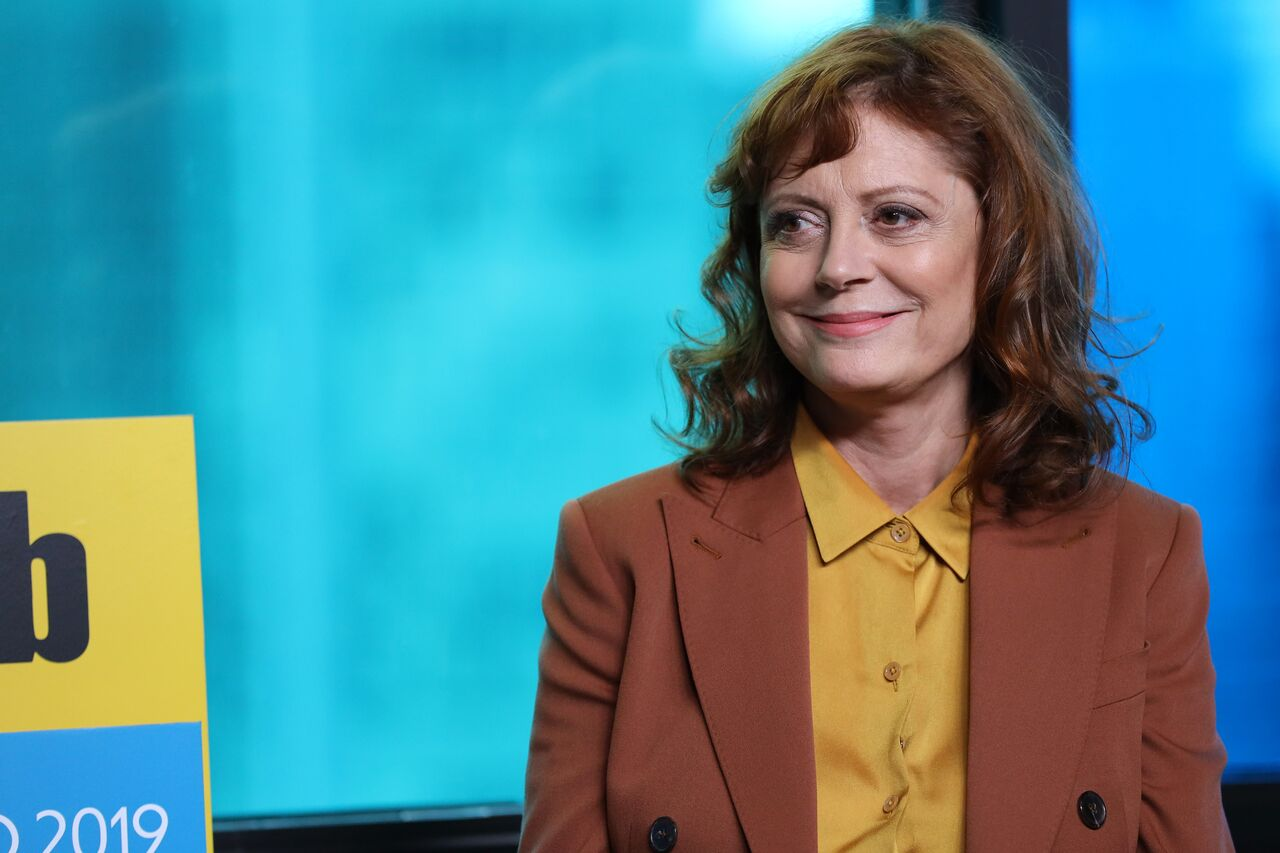 Susan Sarandon of 'Blackbird' attends The IMDb Studio Presented By Intuit QuickBooks at Toronto 2019. | Source: Getty Images